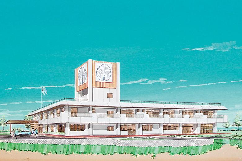 特別養護老人ホームくじゃくの家 建物イメージ